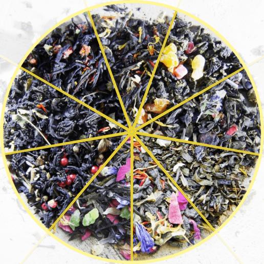 Чайная коллекция «Восторг гурмана»