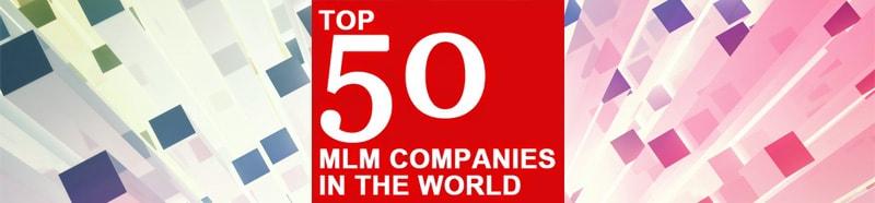 ТОП-50 МЛМ компаний
